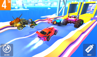 Game SUP Multiplayer Racing
