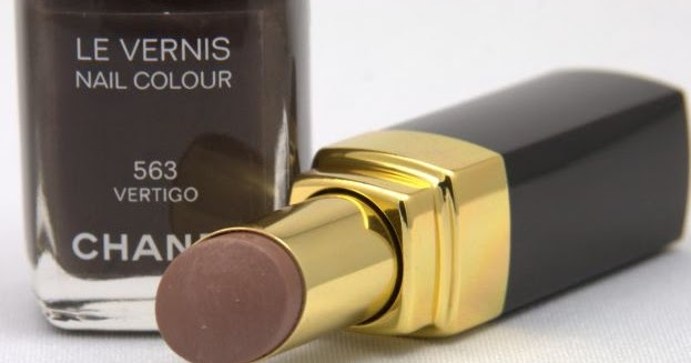 Chanel Fall Preview With Chic And Vertigo Swatches Beauty Crazed In Canada