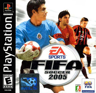 Download Game FIFA Soccer 2005 PS1 Iso For PC Full Version | Murnia Games