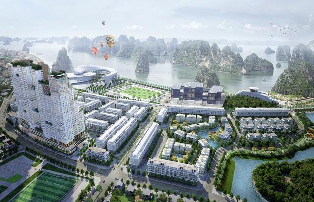 Bất động sản Hạ Long – mảnh đất màu mỡ cho nhà đầu tư