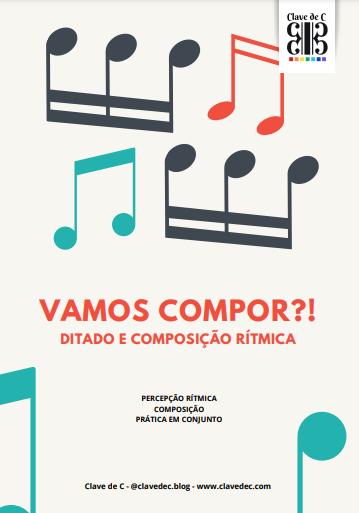 Ditado e Composição Rítmica | Recurso Musical Para Baixar