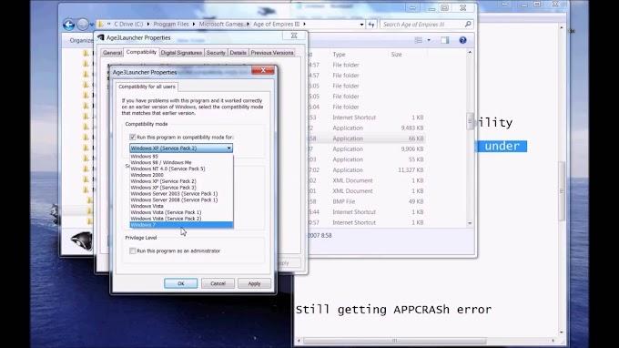 Cara Mengatasi AppCrash Dengan Mudah