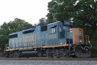 Locomotora de CSX