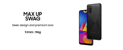 Samsung Galaxy M02s Full phone specifications