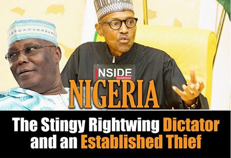 Stingy Rightwing Dictator And An Established Thief