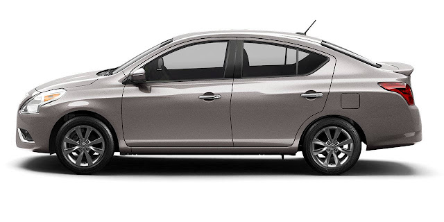 Nissan Versa 1.6S 2017 All Variant