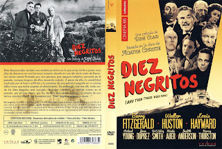 Caratula: Diez negritos | 1945 | And Then There Were None