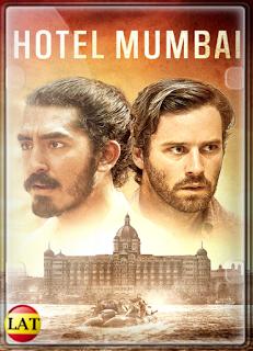 Atentado en el Hotel Mumbai (2018) DVDRIP LATINO