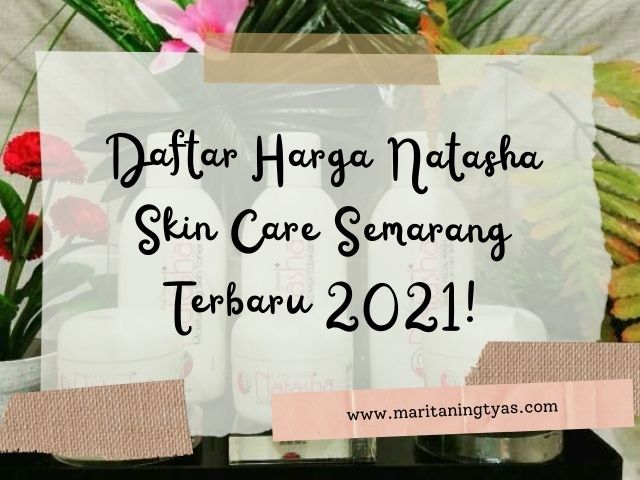 daftar harga natasha skin care semarang