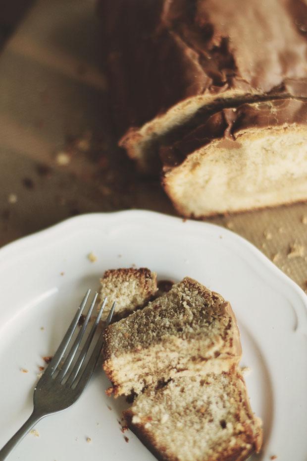 Marmurinis kavos pyragas