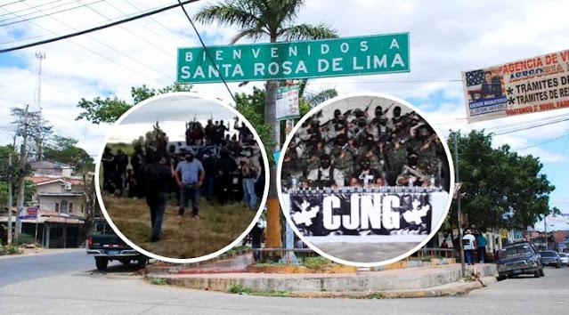 Guanajuato esta libre, tras caída de su líder El Marro El CJNG avanza en Guanajuato