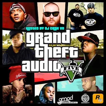 Rockstar Games – Grand Theft Auto V |Official Mixtape GTA V ( Stream und Download )