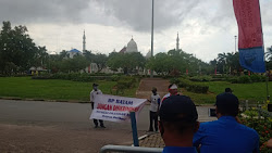 Sekelompok Warga Demo di BP Batam, Hotman Hasibuan: BP Batam Jangan Menghalalkan Segala Cara