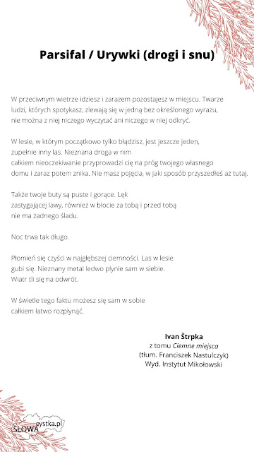 Ivan Strpka Persifal Urywki drogi i snu