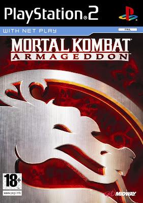 Mortal Kombat Armageddon PS2 GAME ISO