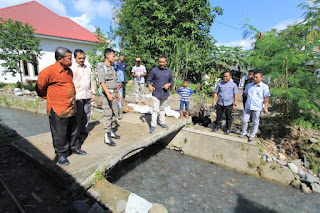 Sawah Piyai Dihantam Banjir Musiman, DPRD Kota Solok Turun Tangan