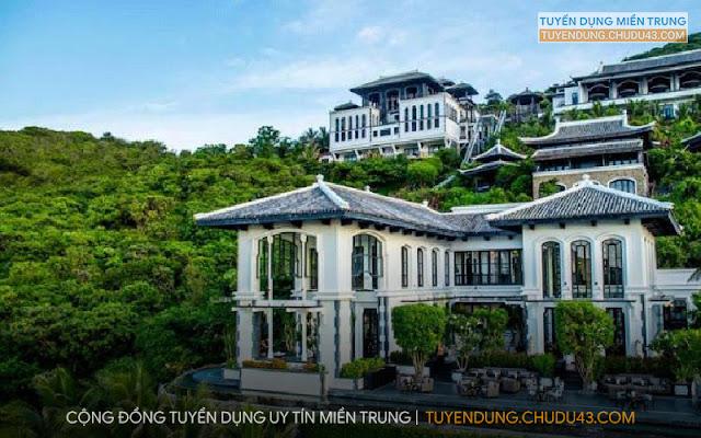 Intercontinental Danang Tuyển Dụng, Intercontinental Đà Nẵng tuyển dụng