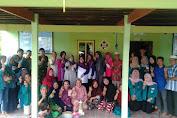 Mahasiswa KKN UMMA  Gelar Pembentukan Kelompok Usaha Bersama Masyarakat