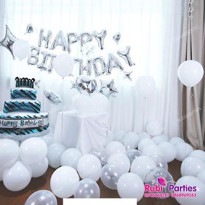 Set bóng trang trí sinh nhật người yêu SNNY04