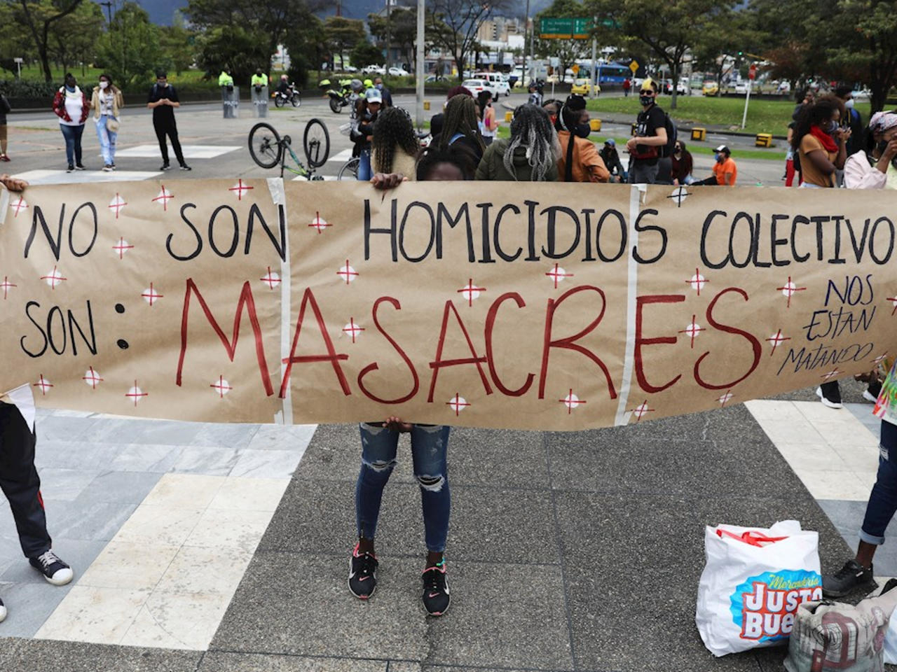 Nueva masacre, esta vez en Popayán, Cauca. Tres jóvenes que le quitan a nuestra Patria