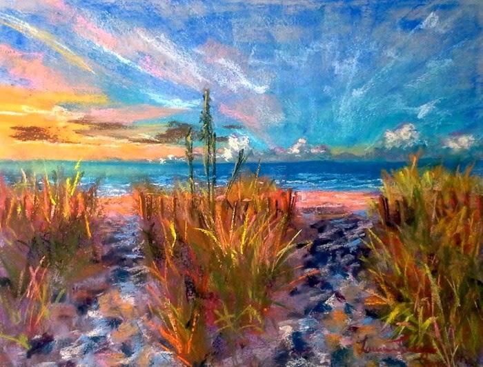 Пейзажи. Laura Tuininga