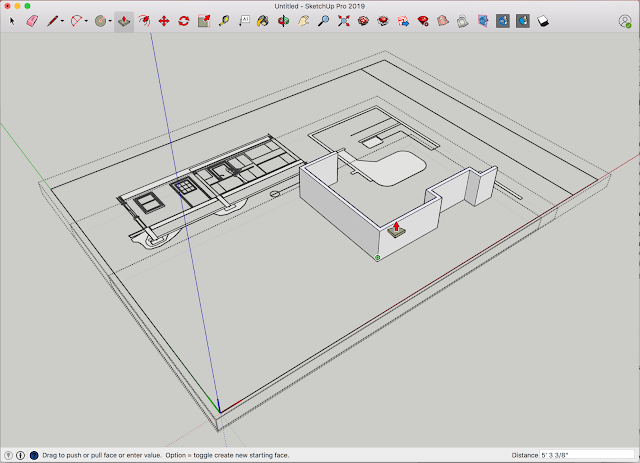 Google Sketchup Pro 2019 Keygen is the version that is free Google SketchUp Pro is the more advanced and paid variation. What distinguishes the program in the marketplace isn't always best low charge and, in principle, unlimited opportunities with very professional functionality.