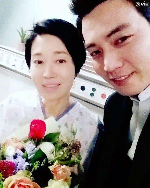 Yook joong wan wife sexual dysfunction