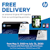 Technology | Work from home? Get the most out of your printer with free HP supplies delivery