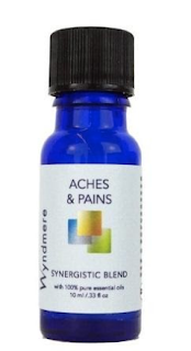 Wyndmere Aches Pains Synergistic Essential Oil Blend