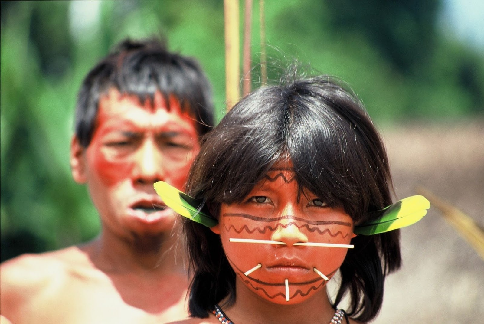 Yanomami People