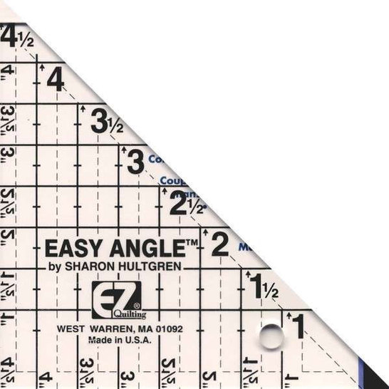 Tips, Tricks, And Tuts Tuesday - Easy Angle Ruler