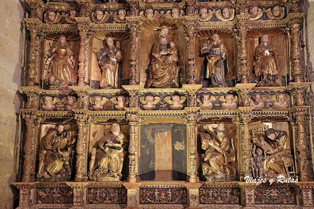 Iglesia de Santa María - Museo de Arte-Sacro de Becerril de Campos