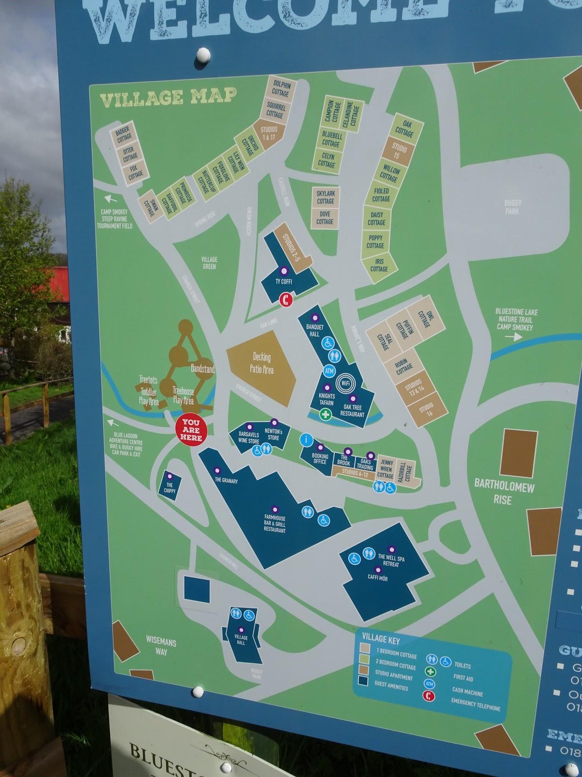 Bluestone Wales Map Bluestone wales Grassholm galivants Day two   MissLJBeauty