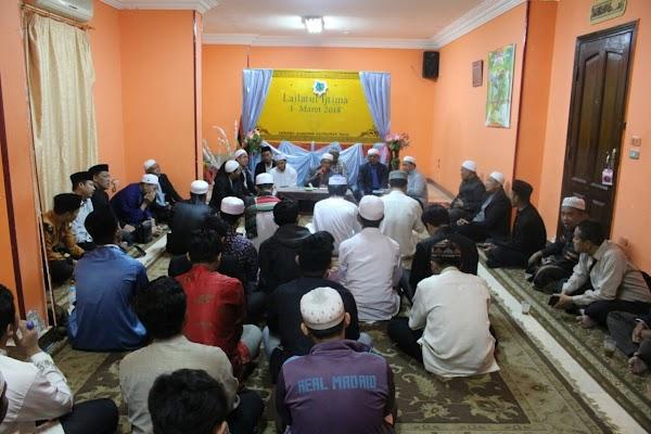KMKM Gelar Lailatul Ijtima' dan Silaturrahmi Bersama Para Ulama Kalimantan Selatan