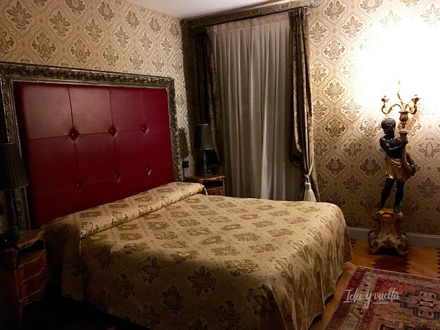 Settimo Cielo Venecia habitación