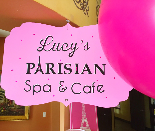Parisian Cafe: A Paris Birthday Party by popular South Florida party blogger Celebration Stylist