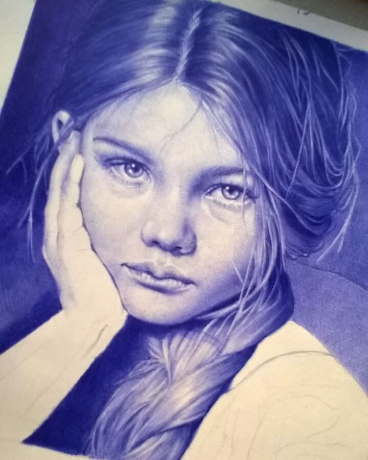 05-Child-s-portrait-WIP-Sonia-Davel-www-designstack-co