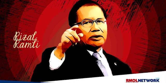 Minta BPK Audit Proyek Infrastruktur, Rizal Ramli: Rakyat Susah, Kok Masih Tega Nyolong?