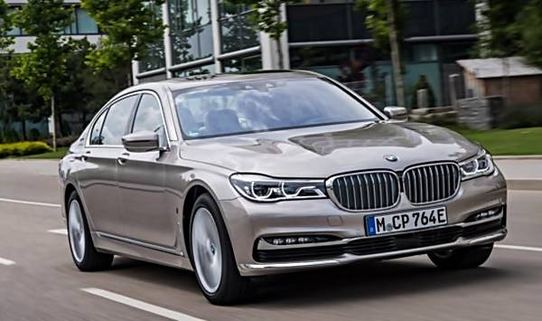 2017 BMW 7 Series TwinPower Performance
