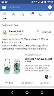 Basset Gold 3% Cash Bond - Is it Genuine or Scam?