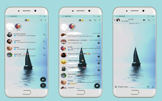 Boat Theme For YOWhatsApp & Fouad WhatsApp By Leidiane