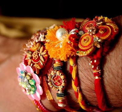 Rakshabandhan festival or Rakhi festival