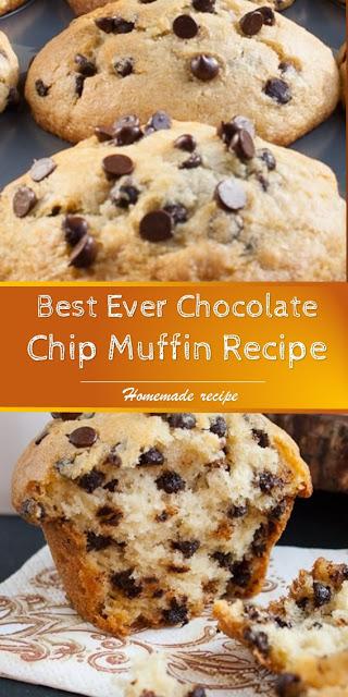 The BEST chocolate сhір muffіn rесіре