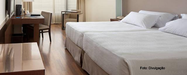 Apartamento do Hotel NH Plaza de Armas, Sevilha