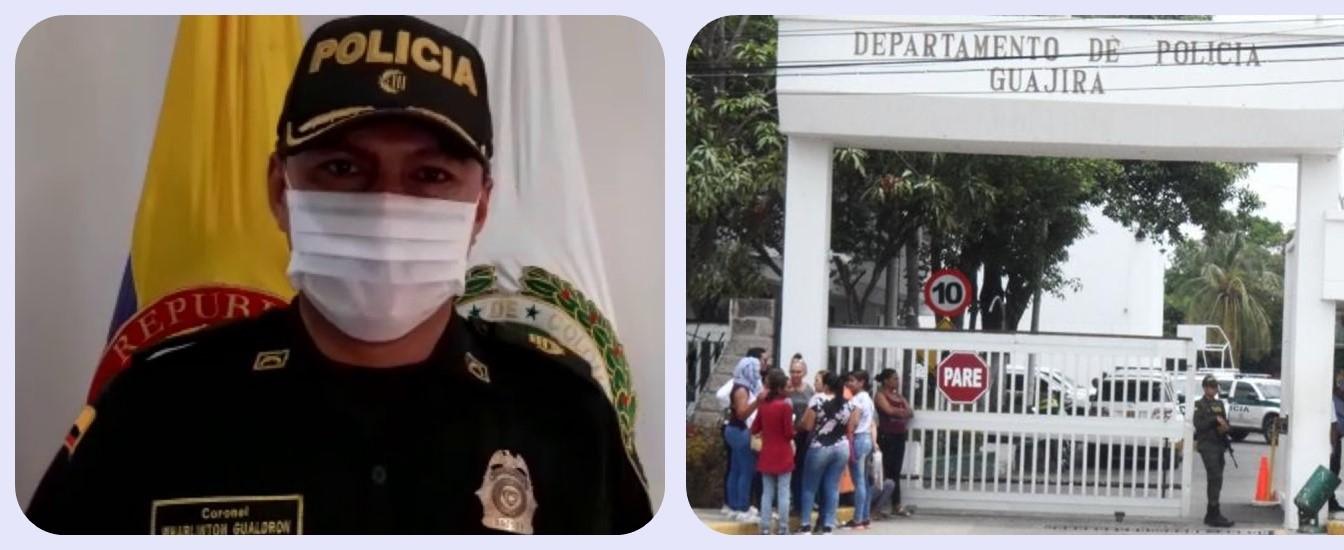 https://www.notasrosas.com/Departamento de Policía Guajira entrega Resultados Operativos y Preventivos