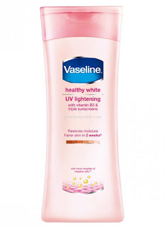 Review Plus Tips Handbody Mencerahkan Vaseline Healthy White