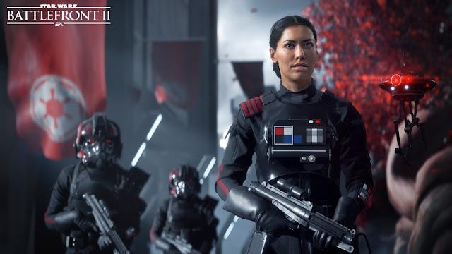 Star Wars - Battlefront 2: Strong power demonstration