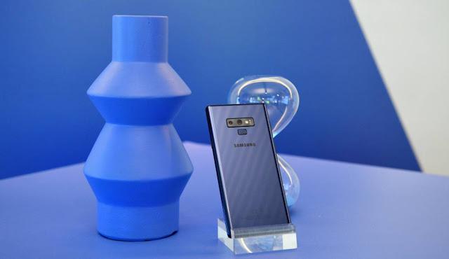 شركة سامسونغ ستطلق هاتف غلاكسي نوت 10 بدون أزرار ! تعرف كيف ستتحكم به