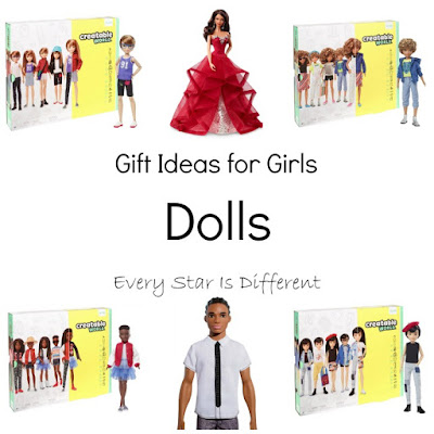 Gift Ideas for Girls: Dolls