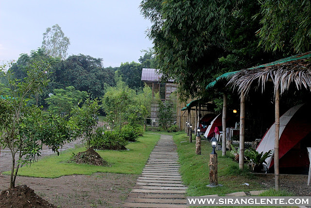 best glamping resorts near manila